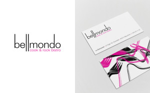 diseño logotipo + tarjeta