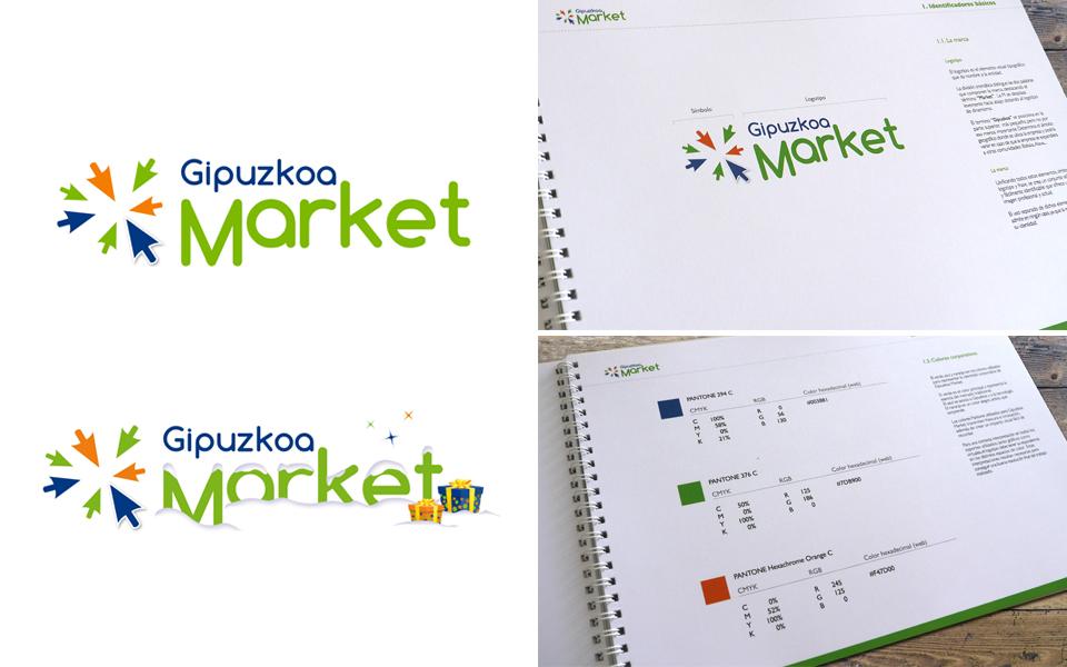diseño logotipo + manual de identidad