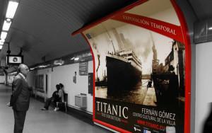 Titanic The Exhibition