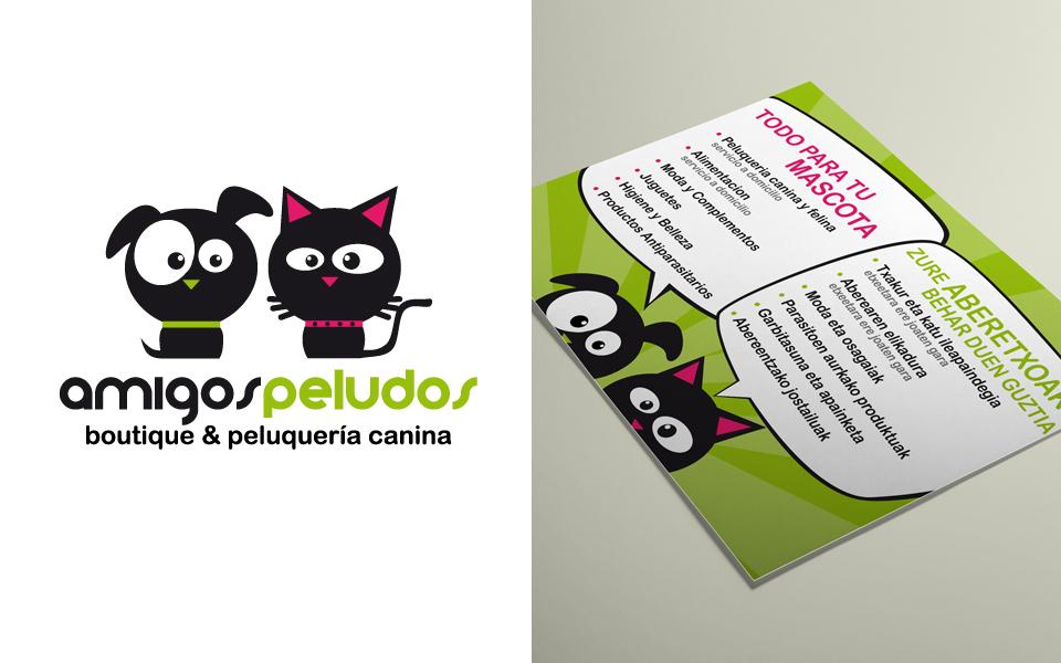 diseño logotipo + flyer